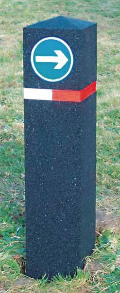 Berkeley Recycled Flexible Bollards