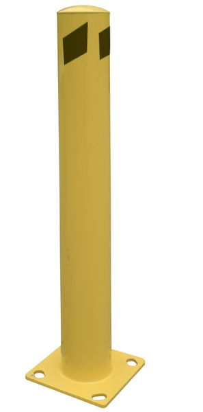 Heavy-Duty Safety Bollard