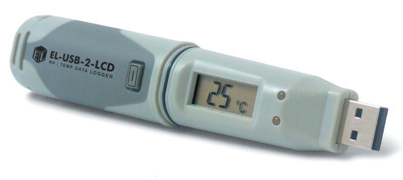 Temperature & Humidity Usb Data Logger