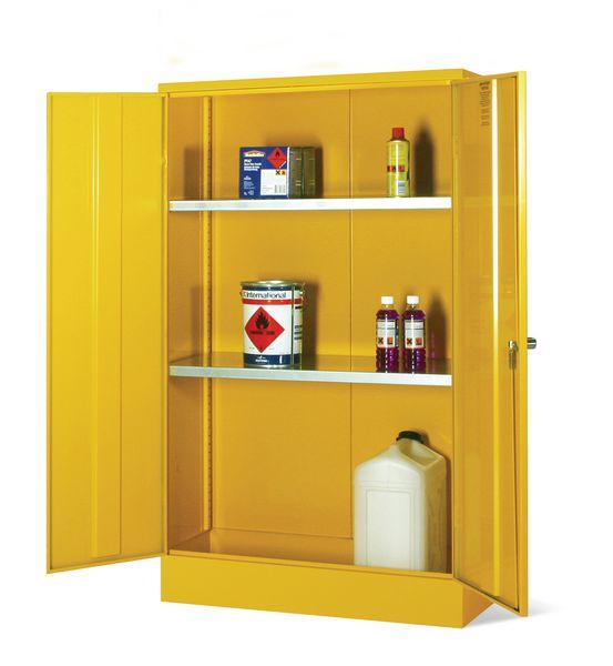 Dangerous & Flammable Substance Cabinet - Extra Shelf
