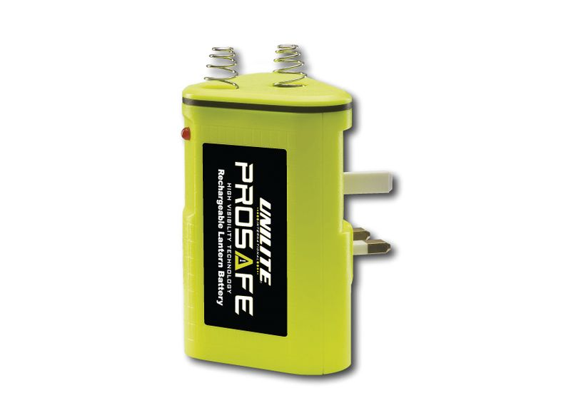 Unilite 'Plug-In' Rechargeable Lantern Battery
