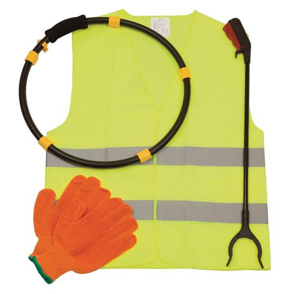 Litter Picker Kit