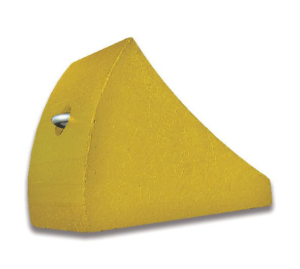 Heavy-Duty Wheel Chocks