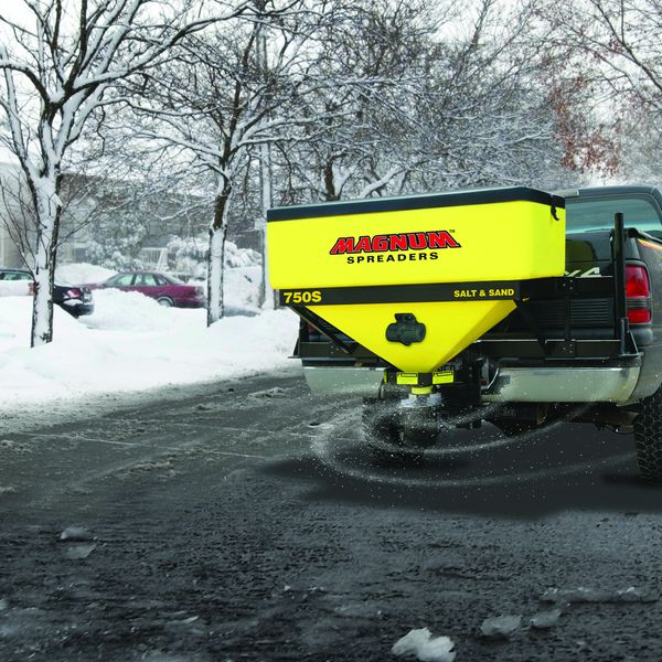 Professional Vehicle Mounted Spreader