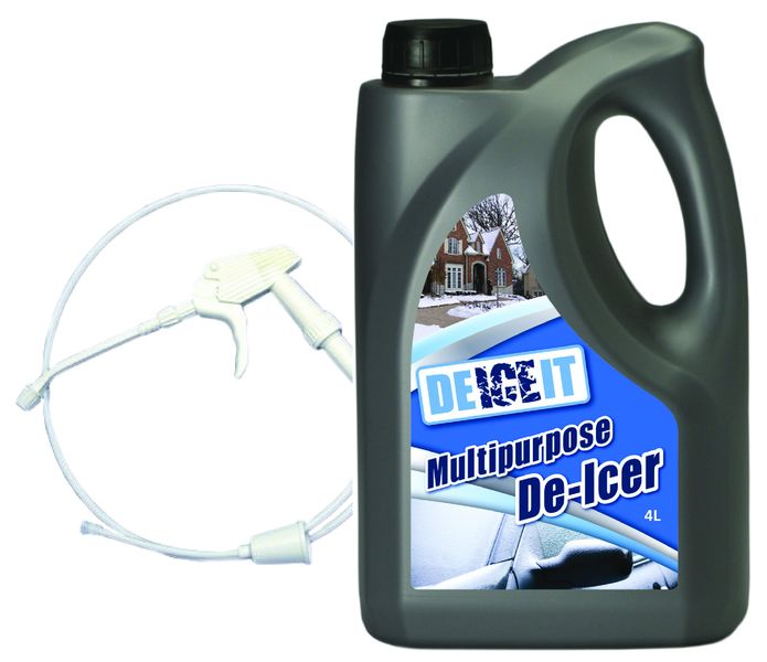 Multi-Purpose De-Icer