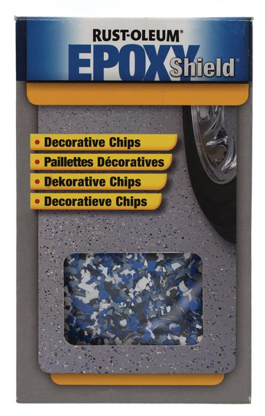 Epoxyshield® 5300 MAXX Decorative Flakes