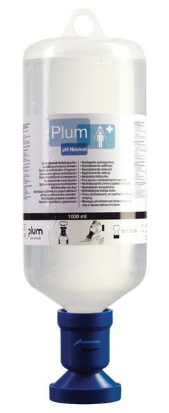 Plum 1 L bottle of Neutral Solution