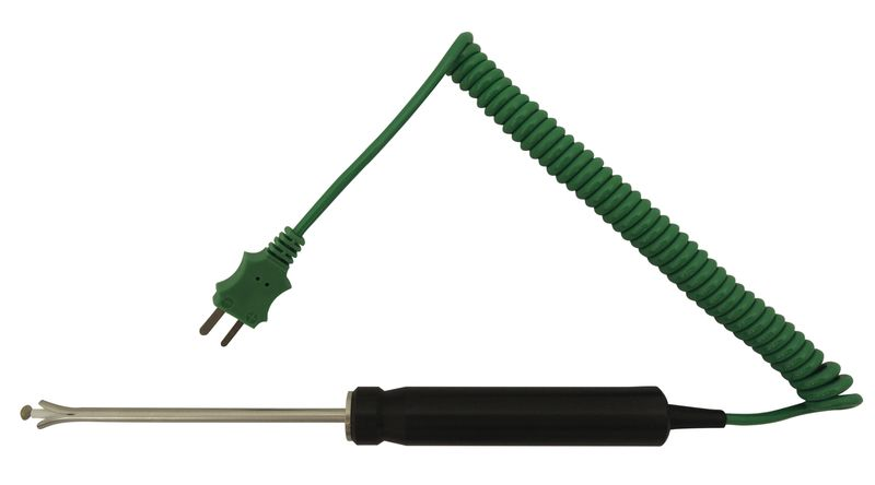 K-Type Spring Loaded Thermometer Probe