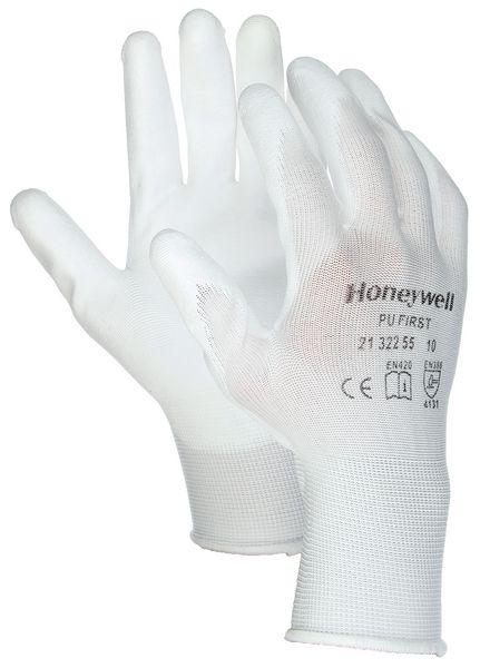 Honeywell PU 1st White Dexterity Work Gloves