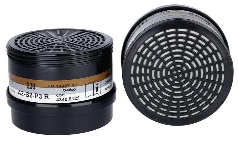 Filters for Classic Monofilter Respirator