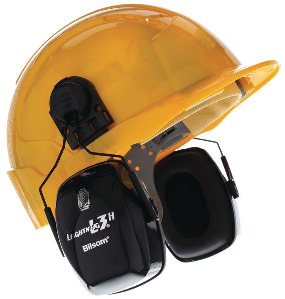 Howard Leight® Leightning® Hard Hat Ear Muffs SNR28