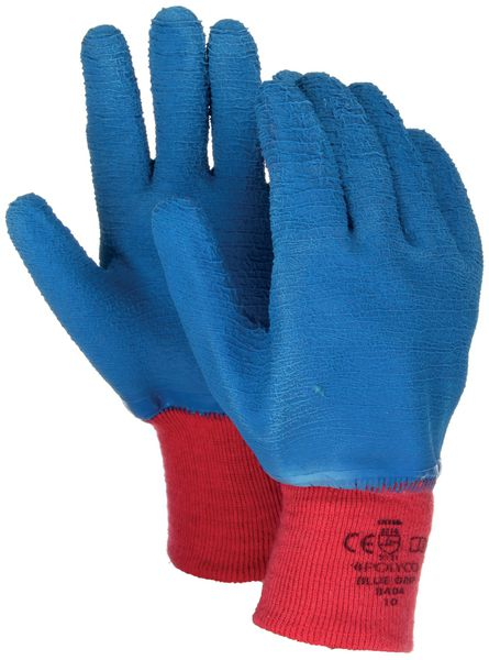 Polyco® Blue Grip Gloves
