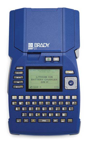 Brady BMP51 Label Printer - Industry Kits