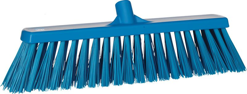 Colour Coded Stiff Broom Head