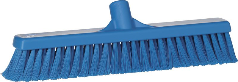 Colour Coded Soft/Split Broom Head
