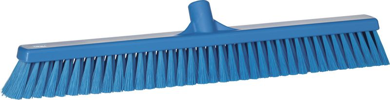 Colour Coded Soft Broom Head
