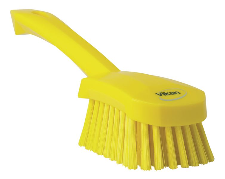 Colour Coded Short Washing Brush