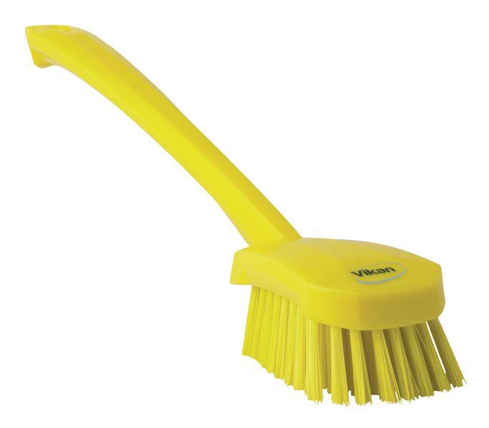 Colour Coded Long Washing Brush