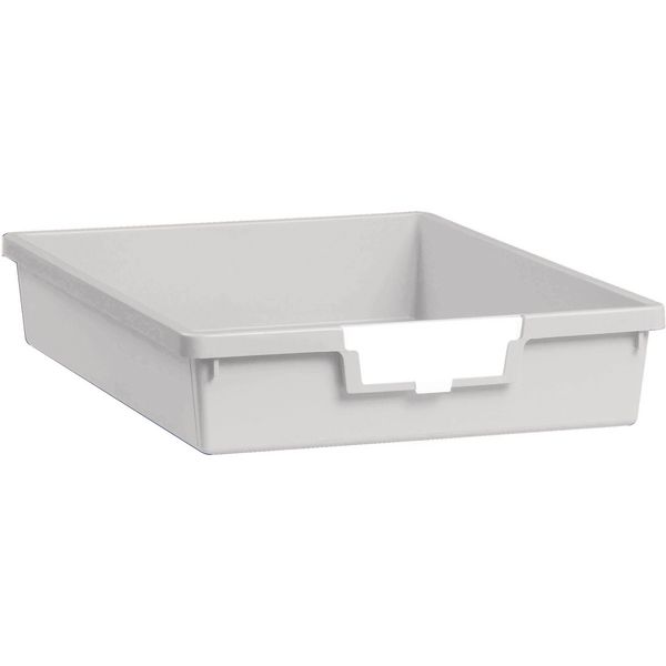 Glide and Tilt Storage System - Shallow Trays