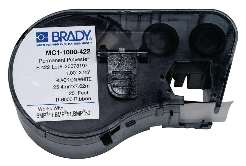 Brady BMP41 Polyester Tape
