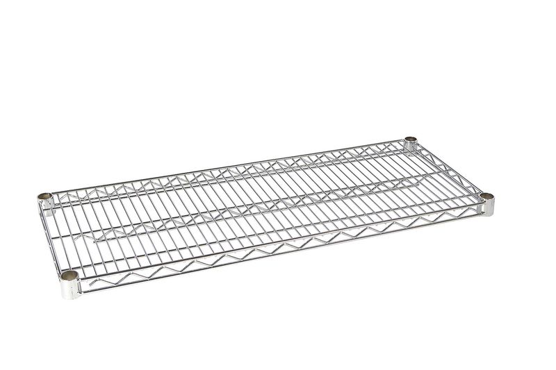 Extra Shelves for Chrome Wire Shelving