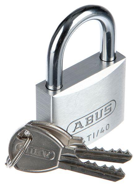 ABUS Titalium™ 54TI Padlocks