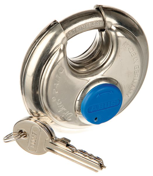 ABUS Stainless Steel Diskus Padlocks