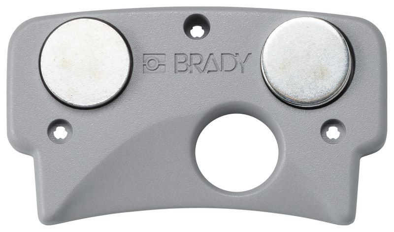 Brady BMP41 Printer - Magnetic Holder