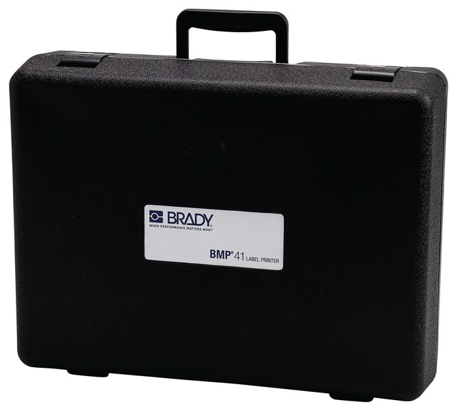 Brady BMP41 Label Printer Hard Case