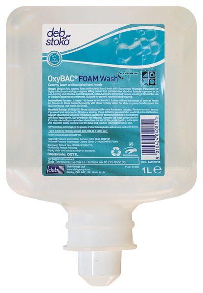 Deb OxyBAC™ Foam Wash Cartridge