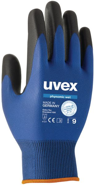 Uvex Phynomic Wet Grip Gloves