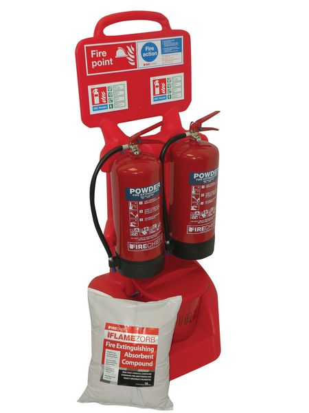 Petrol Forecourt Fire Bundle Kit