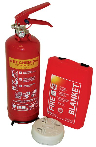 Kitchen/Canteen Fire Bundle Kit