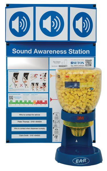 Sound Awareness Station - 3M™