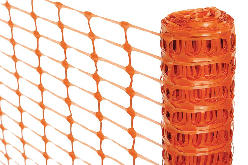Temporary Barrier Safety Fencing