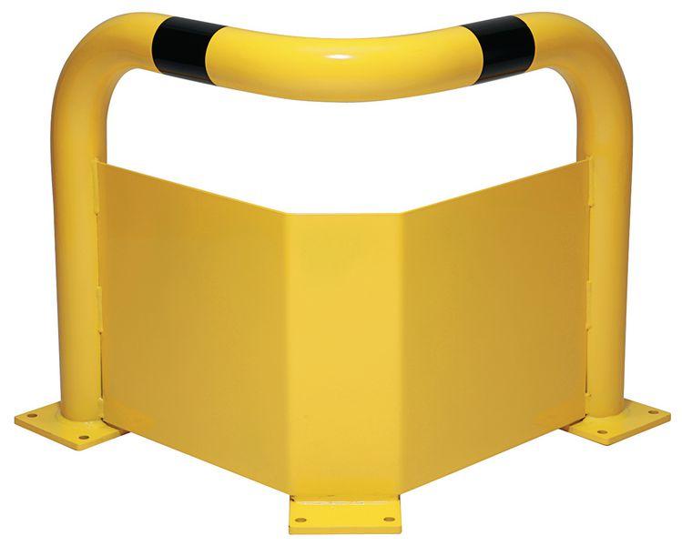 Corner Guard with Under-Run Plates