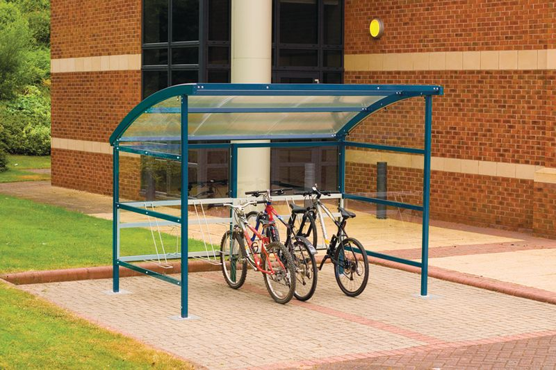 Velo Cycle Shelters