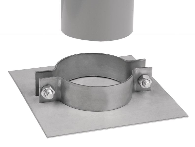 Posts & Fixings - Baseplate