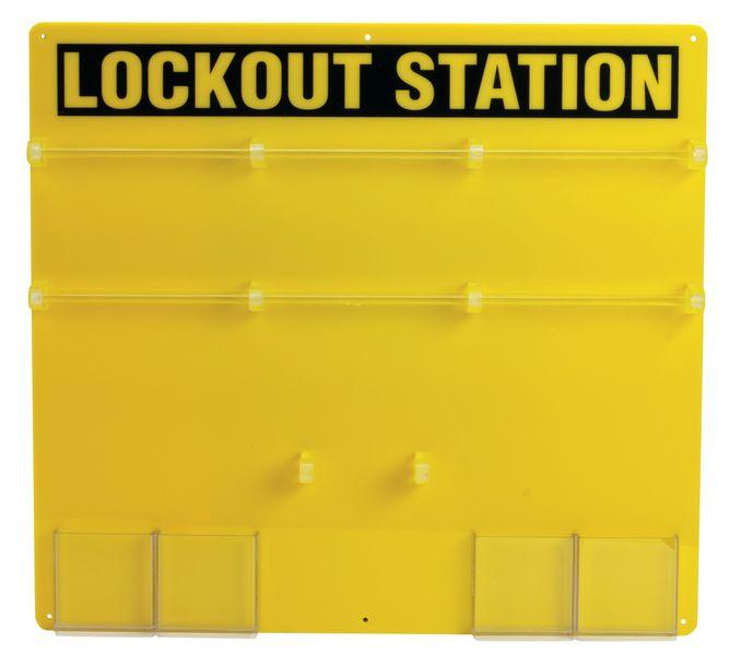 36 Lock Lockout Station