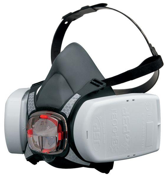 JSP® Force 8™ PressToCheck™ Half Mask and Filter Kits