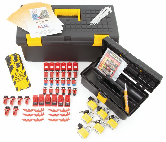 Circuit Breaker Lockout Kit - Large