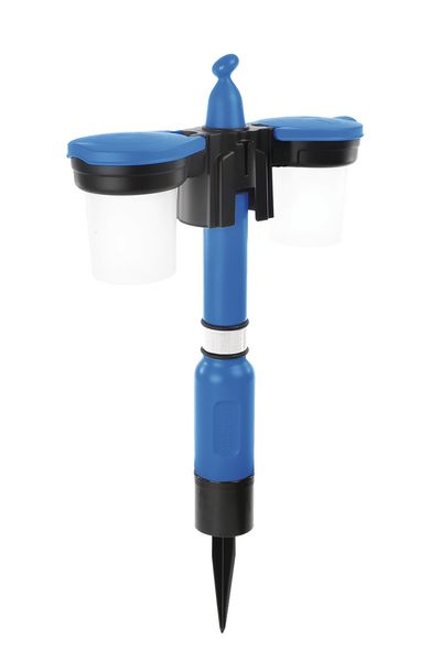 Skipper™ PPE Dispenser Station with Post and Spike