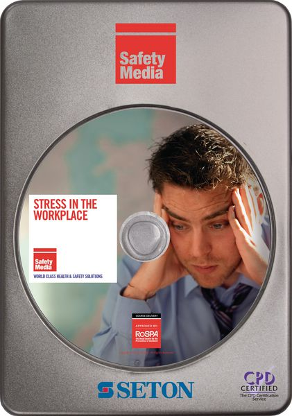 Stress In The Workplace DVD