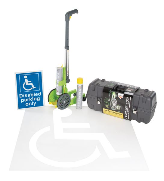Disabled Parking Bay Essential Kits