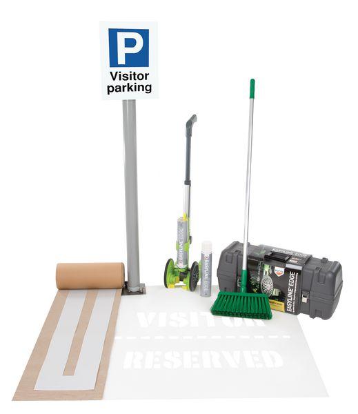 Visitor Parking Bay Full Kit