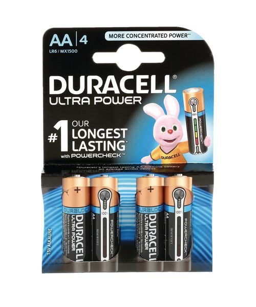 Duracell Ultra M3 Batteries