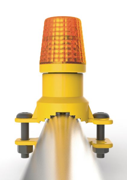 Scaffolding Bulkhead Safety Lights