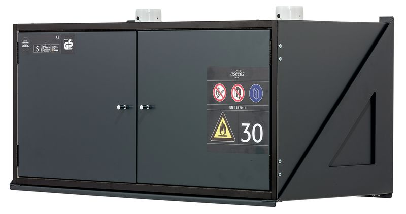 Fire Resistant Safety Box