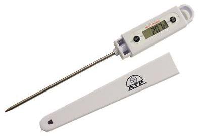 Splash-Proof Pen-Type Thermometer