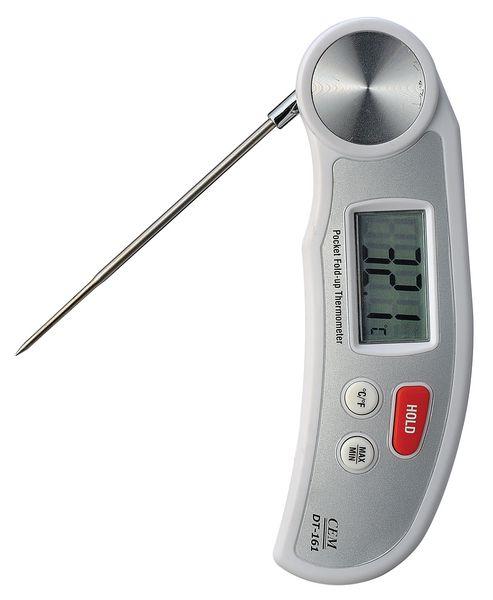 Waterproof Folding Probe Thermometer
